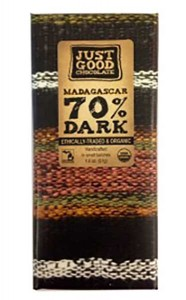 Just Good Chocolate - Madagascar 70%