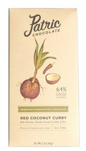Patric Chocolate - Red Coconut Curry