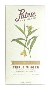 Patric Chocolate - Triple Ginger