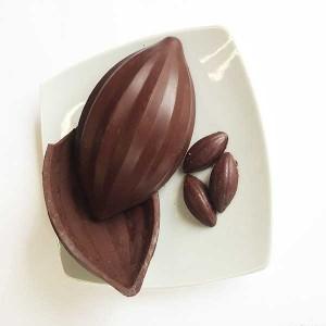 Amma ovo de páscoa chocolate 60% cacau com leite de coco