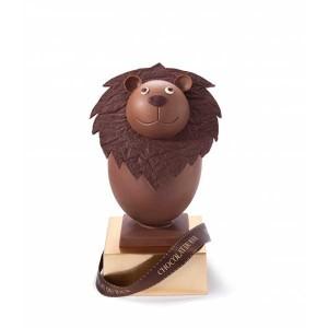 Chocolat du Jour - ovo de pascoa leão