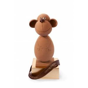 Chocolat du Jour - ovo de pascoa macaco