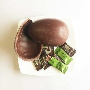 Chokolah - Ovo de páscoa chocolate 70% cacau