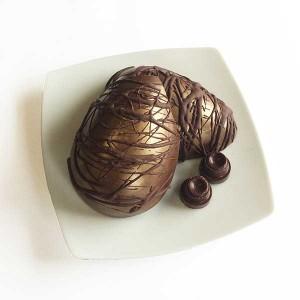 Luisa Abram ovo de páscoa chocolate 70% cacau selvagem brasileiro