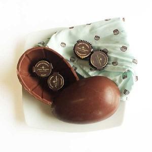 Maria Brigadeiro ovo de páscoa chocolate ao leite bean to bar