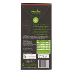 Native 75% cacau - tabela nutricional e ingredientes