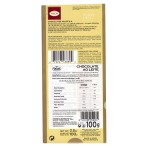 Valor Milk Chocolate - tabela nutricional e ingredientes