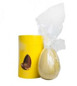 Mendoá ovo de páscoa com recheio de cupuaçú