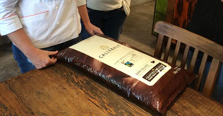 Callebaut - pacote
