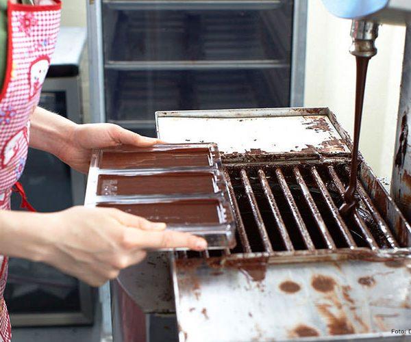 Dandelion Chocolate produção bean-to-bar