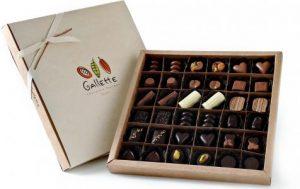 Gallette - caixa com 36 bombons sortidos