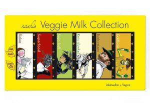Zotter - Nashis Veggie Collection