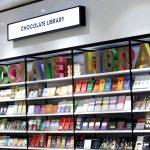 Selfridges - Chocolate Library