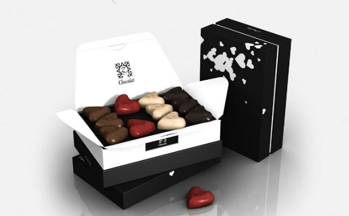 Z Chocolat - Romantic box 12