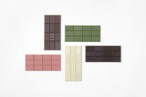 ChocolaTextureBar by Nendo