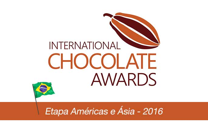 international Chocolate Awards - Américas e Ásia 2016
