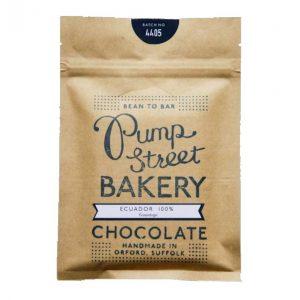 Pump Street Ecuador 100% cocoa