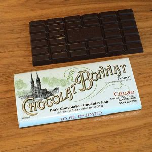 Chocolat Bonnat - cacau Chuao