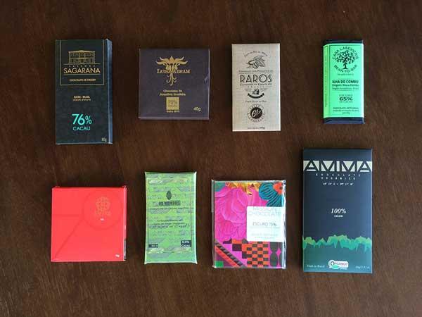 Chocolates de Origem Brasil