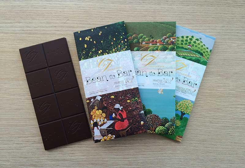 Chocolat du Jour Bean to Bar