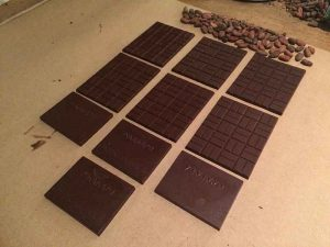 Curso chocolate bean to bar Amma e Mission Chocolate - produção by Gi e Zelia