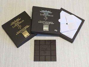 Luisa Abram - chocolates 70% e 81% cacau