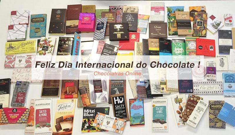 Feliz International Chocolate Day