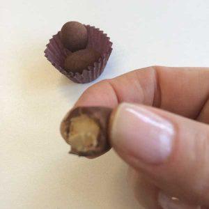 Chocolat du Jour - Choco Amandes