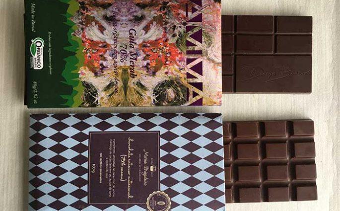 Maria Brigadeiro e Amma: melhores chocolates da Veja Comer & Beber 2016