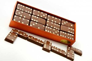Tchocolath Dominó de chocolate
