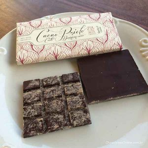 chocolate Cacao Prieto - Vanilla Cassia 72% cacau