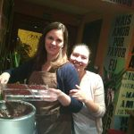 Zelia e Arcelia - curso bean to bar Amma
