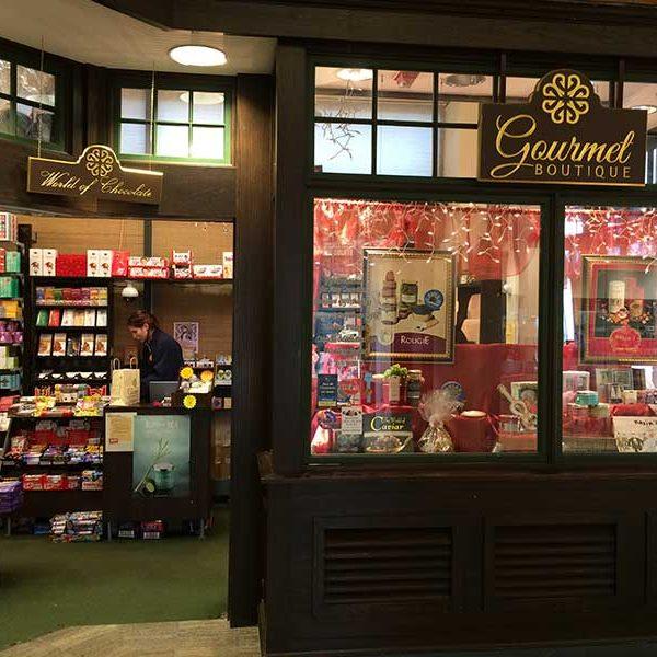 Gourmet Boutique em Boston