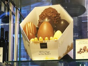 Hotel Chocolat - All our eggs in one basket