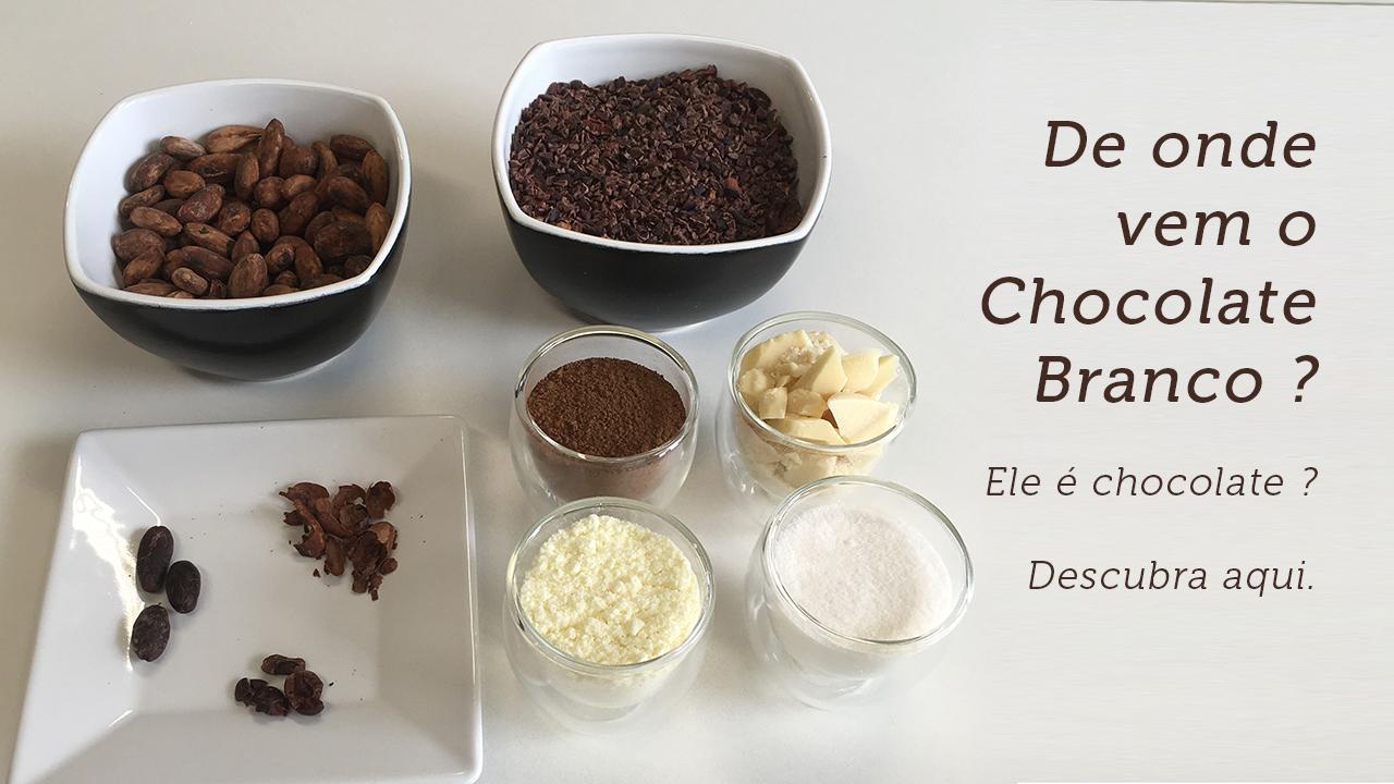 matérias primas dos chocolates