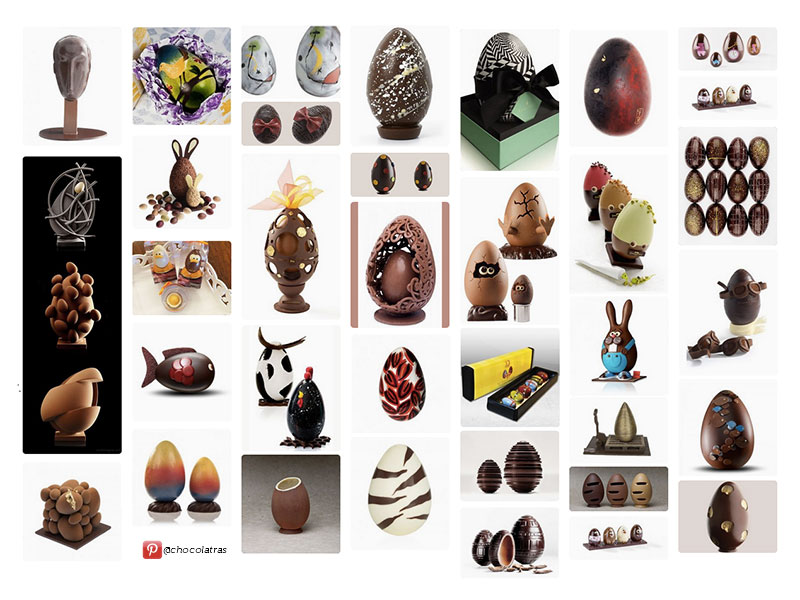 pinterest Chocolatras Online ovos de Páscoa