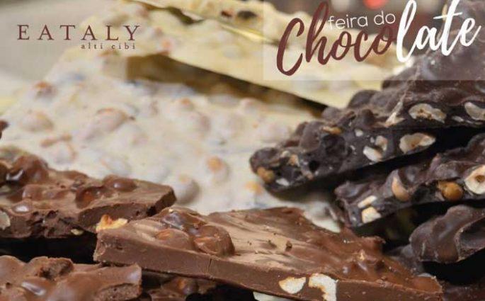 Eataly - Feira do Chocolate