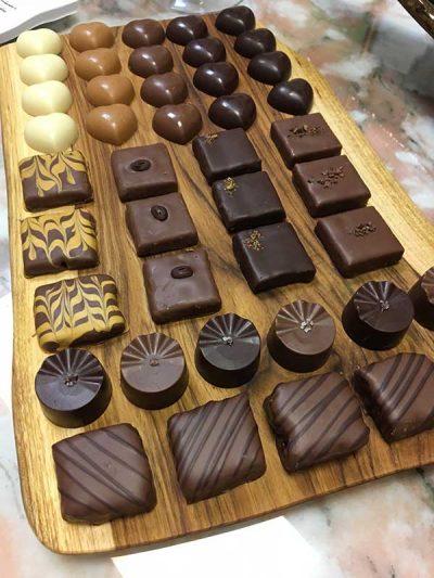Chocolat du Jour - bombons