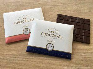 Mission Chocolate 2 barras