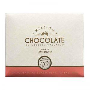 Mission Chocolate - 75% Fazenda Camboa
