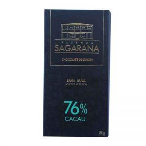 Fazenda Sagarana 76% cacau