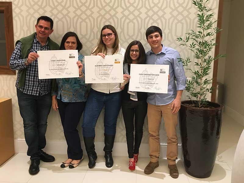 Prêmio Bean to Bar Brasil 2017