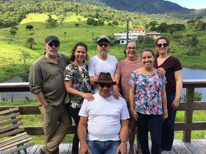 visita a Fazenda Sagarana