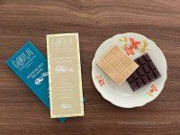 Chokolah - chocolates orgânicos branco e 70%