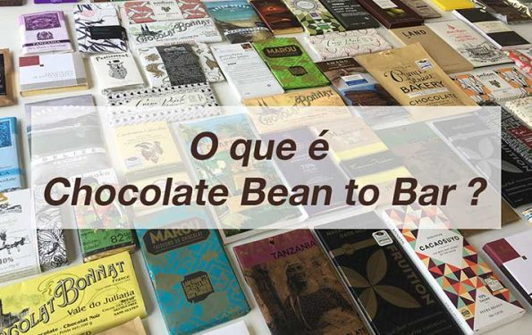 O que é chocolate bean to bar