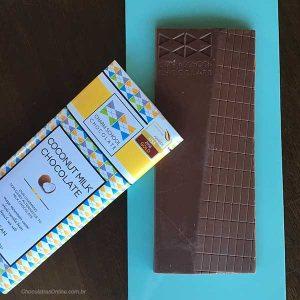 Charm School Chocolate - Coconut milk chocolate