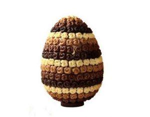 Cau Chocolate - Ovo de Páscoa Maxxi Blossom