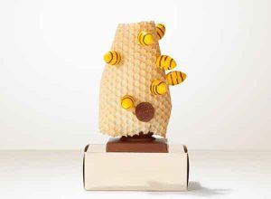 Chocolat du Jour - Ovo Colmeia by Oriol Balaguer