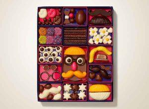Chocolat du Jour - Ovo divertido G