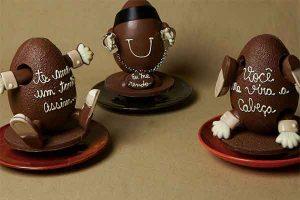 Sweet Brazil - Ovos com mensagens